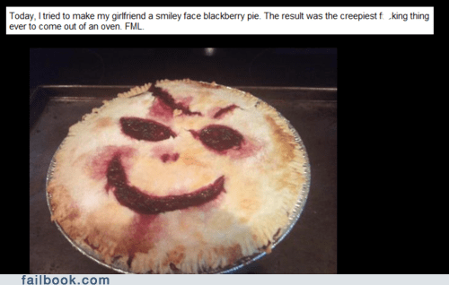 devil evil failbook fml food g rated pie - 6324469248