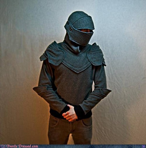 armor dressed to win hoodie knight poorly dressed - 6324684800