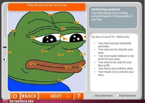sad frog would not bang zero out of ten - 6324774656