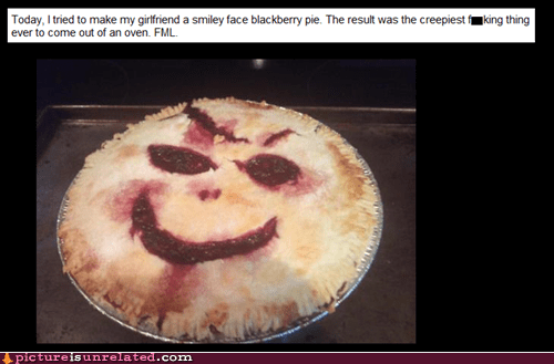 best of week,cooking,food,nightmare fuel,oven,pie,wtf