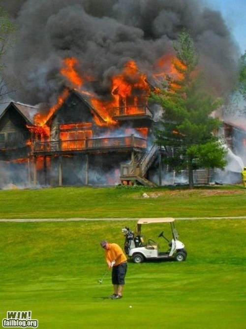 fire,golf,IDGAF,sports