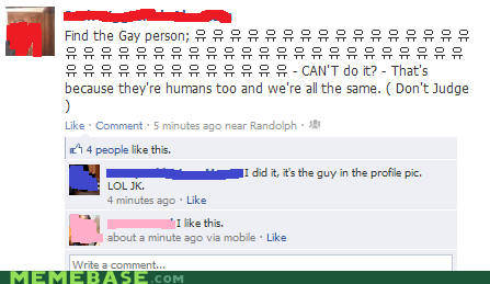 facebook gay people homosecks same - 6325551616