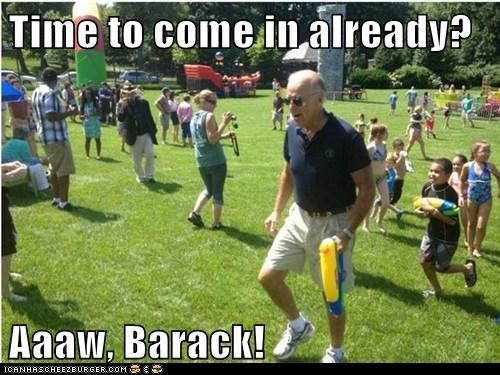 barack obama,joe biden,political pictures,summer