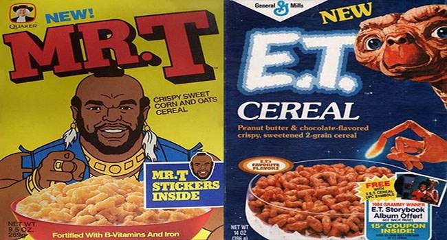 cereals photos 80s 90s vintage - 6326021