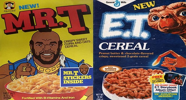 cereals photos 80s 90s vintage - 6326021