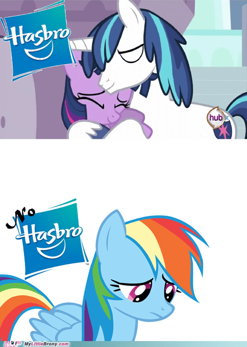 bbbff brother feels Hasbro play on words rainbow dash the internets - 6326044416