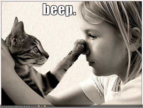 beep.