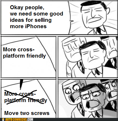 accessibility,apple,cross-platform friendly,new phone,selling iPhones