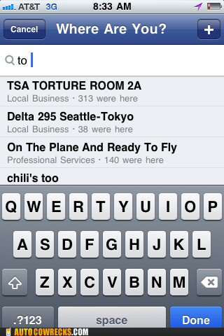 airport TSA torture room where are you - 6327702272