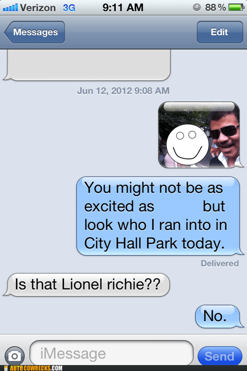 lionel richie,Neil deGrasse Tyson,try again,wrong