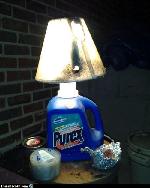 detergent lamp laundry detergent purex - 6327973632