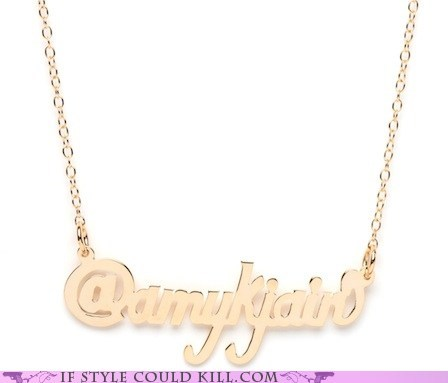 cool accessories necklaces twitter - 6328083712