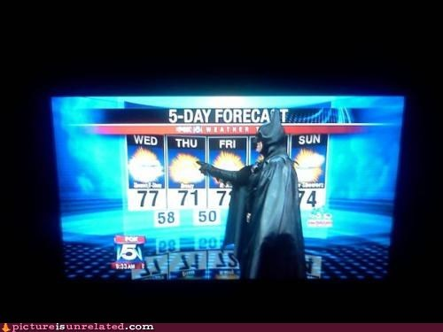 bad guys,batman,forecast,kicking,news,wtf