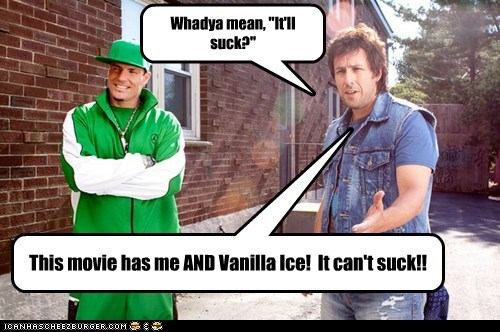 actor adam sandler celeb funny Movie thats-my-boy Vanilla Ice - 6328235776