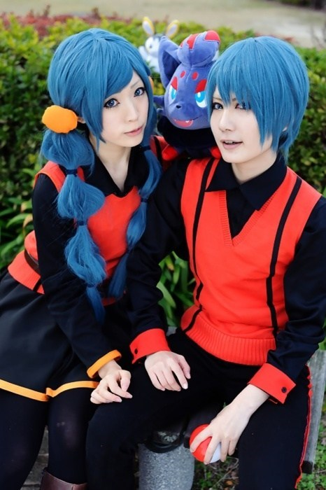 ace trainer anime cosplay Pokémon video games - 6328248064