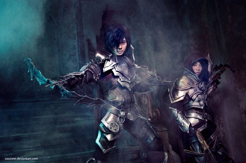 cosplay,diablo,diablo III,video games