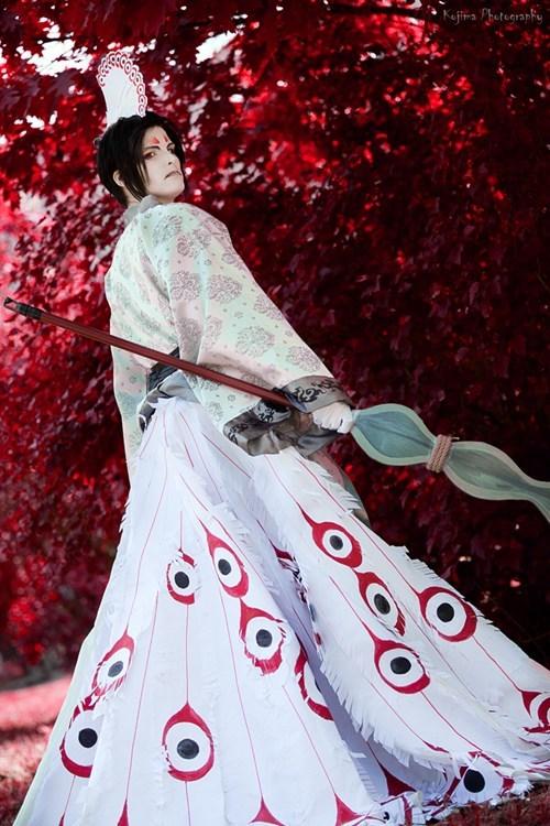 cosplay humanized Kung Fu Panda 2 movies Shen - 6328283136