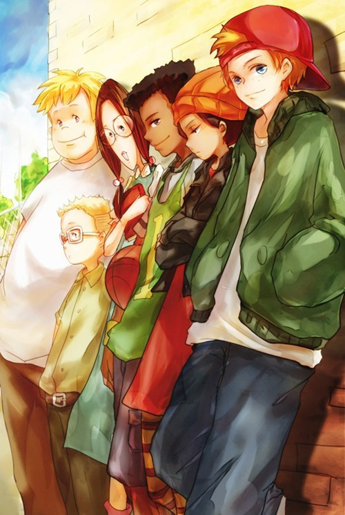 anime style best of week cartoons Fan Art recess - 6328304128