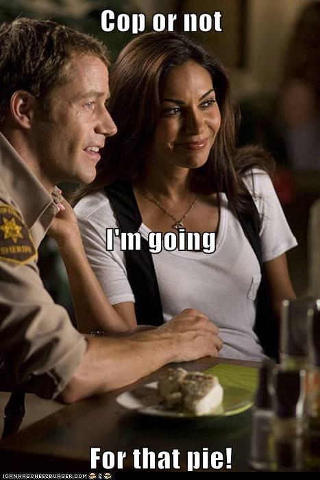 allison blake Colin Ferguson cop damn fine pie salli richardson-whitfiel salli richardson-whitfield sheriff jack carter Twin Peaks - 6328444416