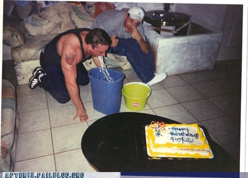 birthday puke throwing up vomit - 6328703232