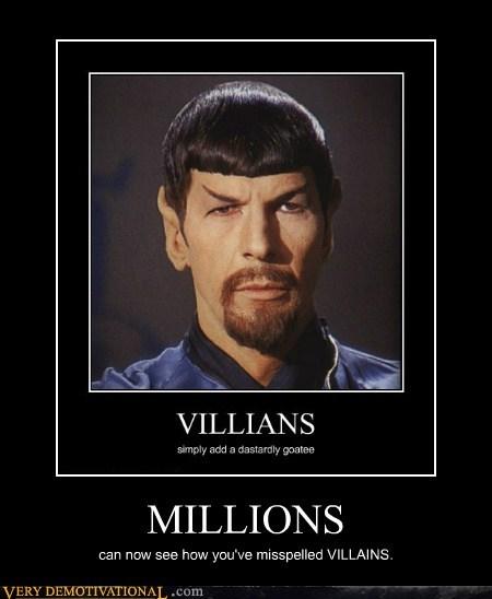 grammar nazi hilarious millions spelling villains - 6329637632