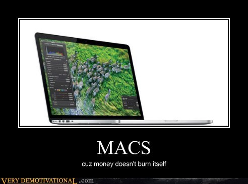 book expensive mac money Sad
