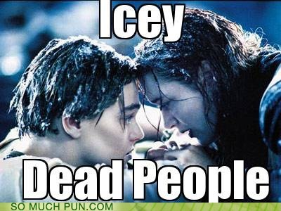 dead Hall of Fame icy mashup people quote the sixth sense titanic - 6330053888