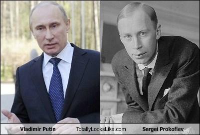 funny sergei prokofiev TLL Vladimir Putin - 6330616576