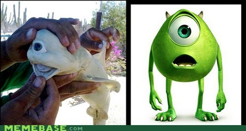 Memes mike monsters inc pixar