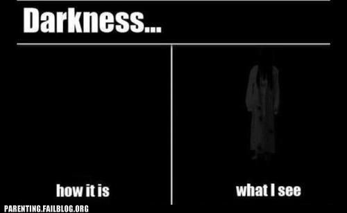 darkness,ghost,what i see