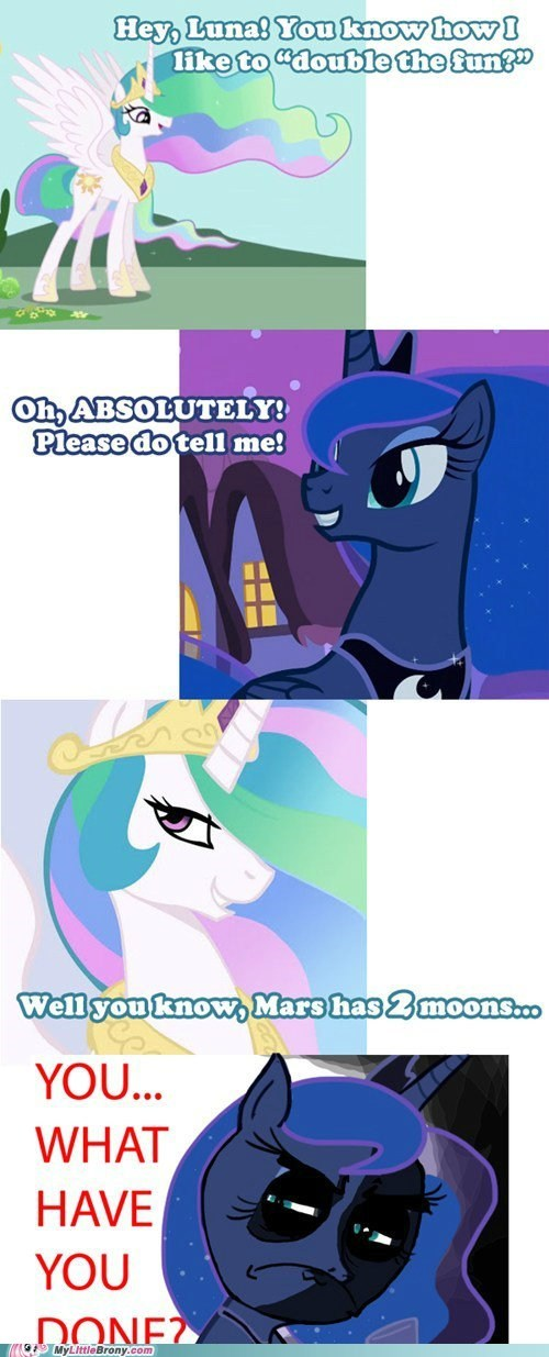 banished,celestia,comic,comics,luna,to the moon