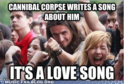 cannibal corpse,meme,metal,ridiculously photogenic m