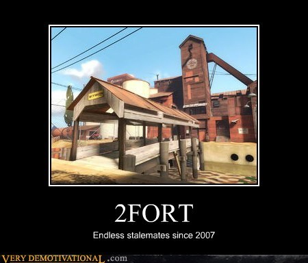2FORT Endless stalemates since 2007