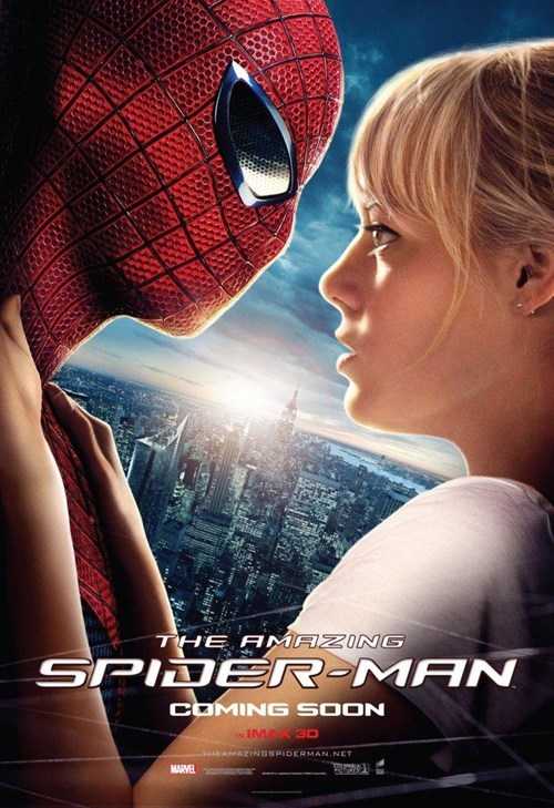 amazing spider-man poster - 6331856896