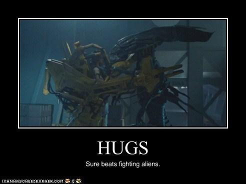 alien Aliens better fight fighting james cameron queen - 6331920384