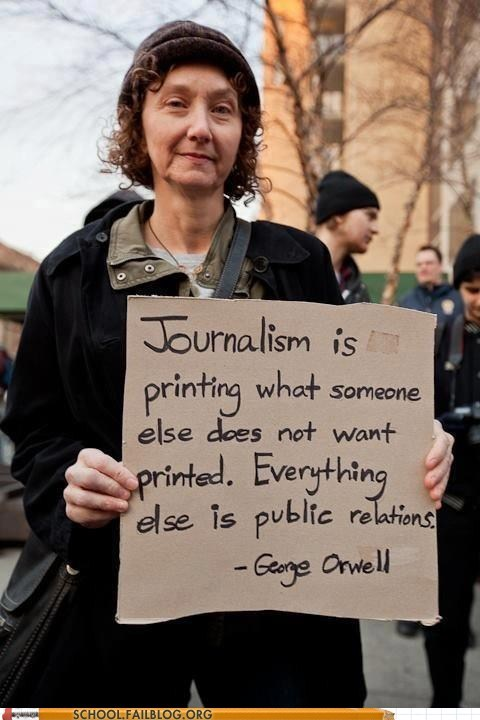 class is in session george orwell journalism 101 - 6331937280