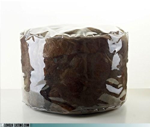 gross hair ottoman puff - 6332035072