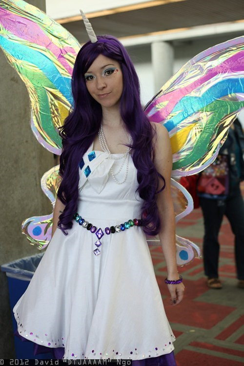 Bronies cosplay my little pony rarity - 6332196864