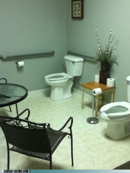 bathroom,best of the week,chairs,toilets