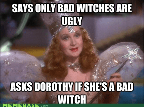 bad Memes ugly witch - 6332323072