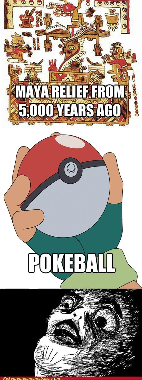 history IRL mayans Pokémon realization - 6332468992