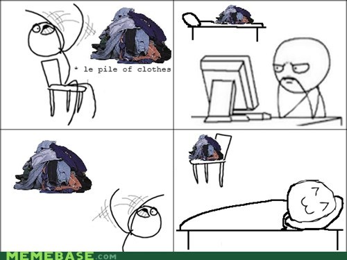 anger,clothes,Rage Comics,route,sleep