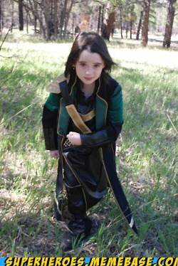 costume,kid,loki,Super Costume