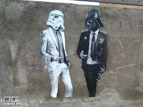 graffiti hacked irl star wars Street Art - 6332952832