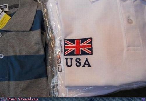 britain engrish international UK union jack usa whoops - 6333069568