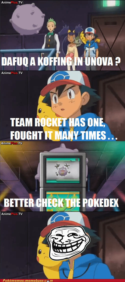 anime,Koffing,pokedex,Team Rocket,tv-movies