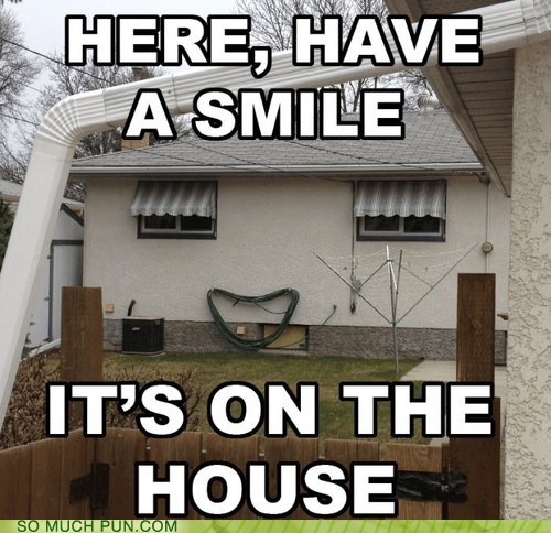 face Hall of Fame happy chair is happy house literalism optical illusion resemblance shape smile