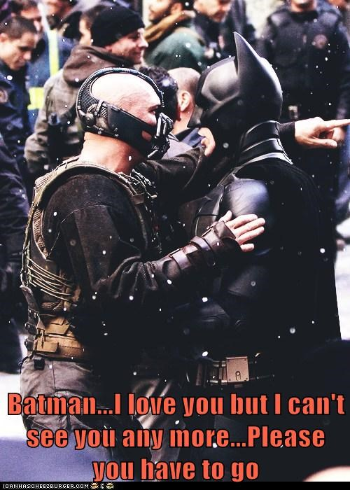 bane batman christian bale funny Movie summer blockbusters the dark knight rises tom hardy - 6333559296