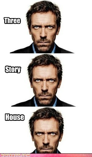 actor celeb funny house hugh laurie - 6333631232