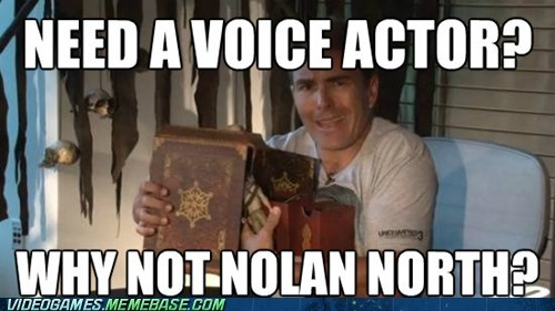 meme nolan north voice actor Why Not Zoidberg - 6333654016